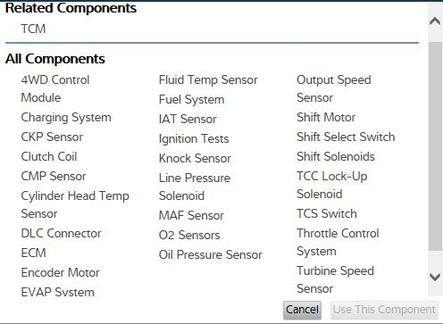 SureTrack's Component Test Library Does the Legwork for You