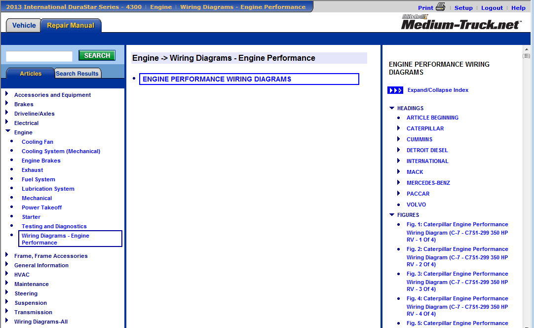 Find Truck Wiring Diagrams Quickly Mitchell 1 ShopConnection – Wiring Diagrams For Trucks